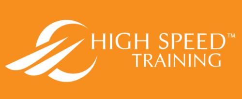 High Speed Training